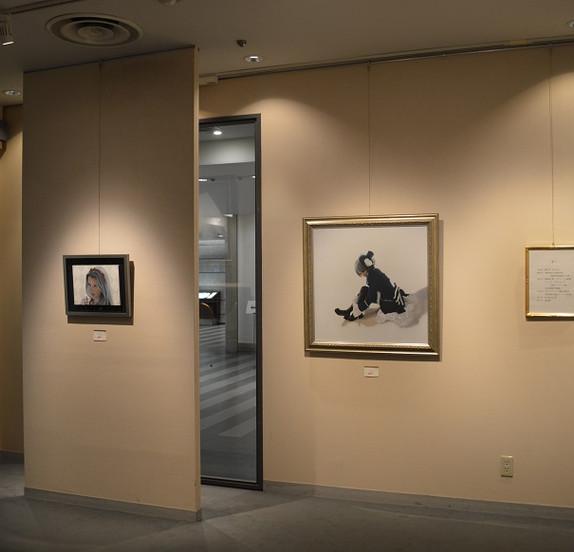 Tokyu department store gallery