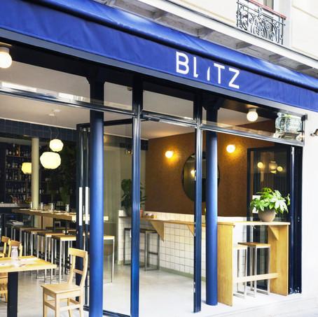 BLITZ RESTAURANT PARIS JWA