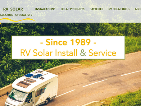 Rick's RV Center launches RV Solar Installation Specialists