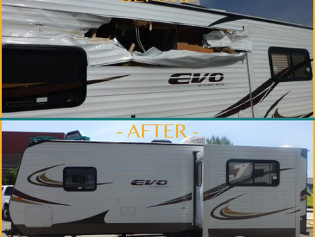 San Diego's #1 RV Collision Repair Center