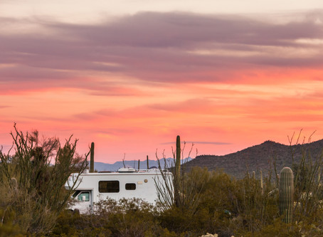 Do Your Spring RV Travel plans include Boondocking?