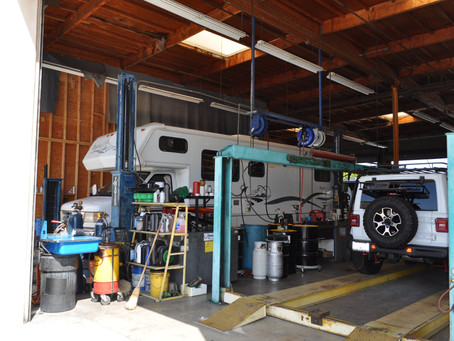 Rick's RV - San Diego's Largest RV Service and Repair Center