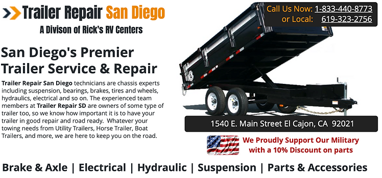 Rick S Rv Center San Diego Ca Largest Hitch Amp Tow Facility