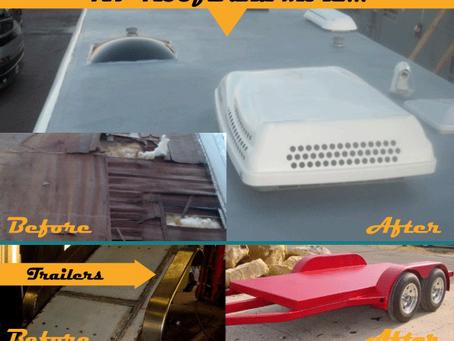 Rhino Linings of El Cajon offer RV Roof Coating at Rick's RV