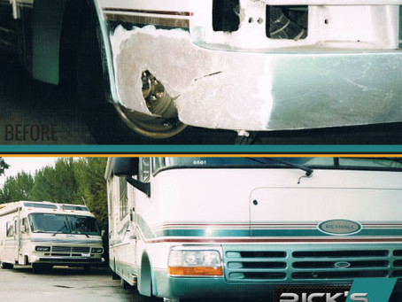 How to Handle an RV Collision