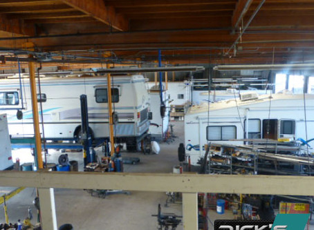 RV Tips to Help Prevent Costly Repairs
