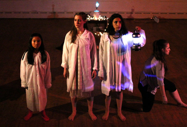 Symphony of the Fourth Dimension | Premiere run at Access Theater (2015)