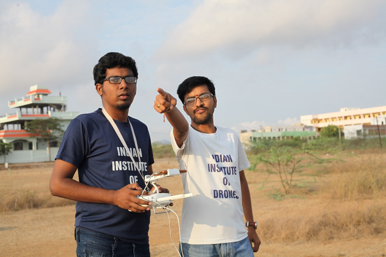 Indian Institute of Drones