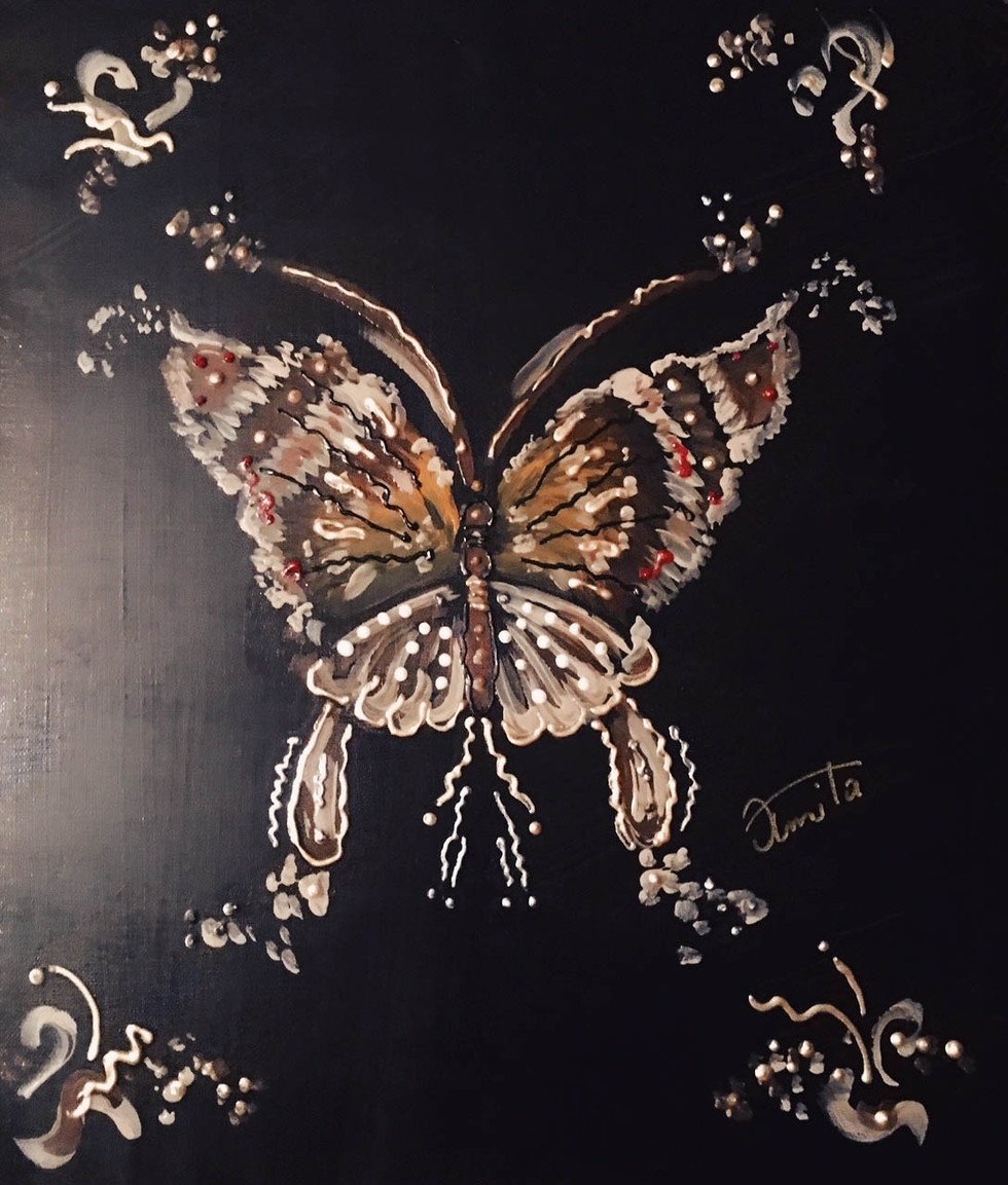 """THE BUTTERFLY EFFECT"""