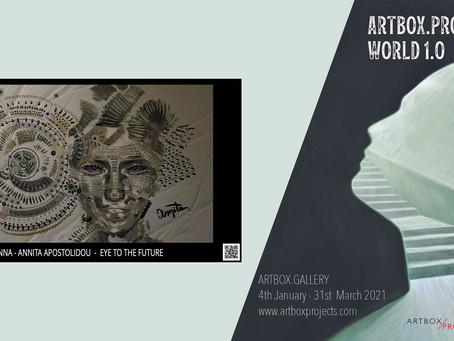 ARTBOX.PROJECT WORLD 1.0ARTBOX Gallery Zurich