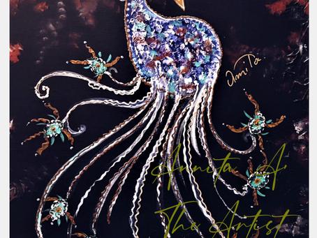 """""""Celestial Aura"""" by Annita A."""