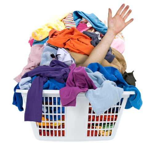 Pick up and drop off Laundry Service