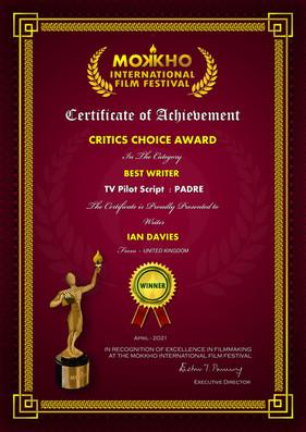 Padre // Mokkho International Film Festival - Best Writer