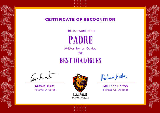 Padre // Red Dragon Awards - Best Dialogues