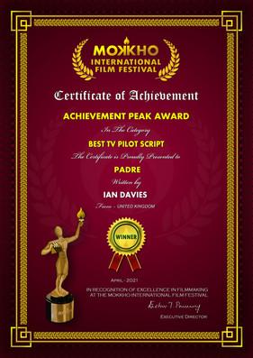 Padre // Mokkho International Film Festival - Best TV Pilot Script