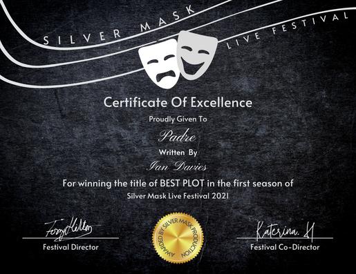 Padre // Silver Mask Film Festival - Best Plot
