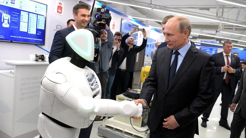 Путин инновации