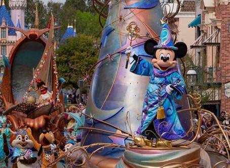 Magic Happens - nova parada na Disneyland