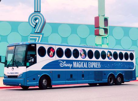 Disney's Magical Express - Como Agendar