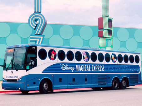 Disney's Magical Express - Como Agendar