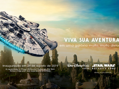 Vem ai a nova área de Star Wars: Galaxy's Edge