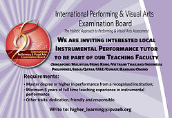 IPVAEB Local Faculty Recruitment FB Ad 2