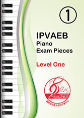 IPVAEB Level 1 Exam Pieces Front Cover_A