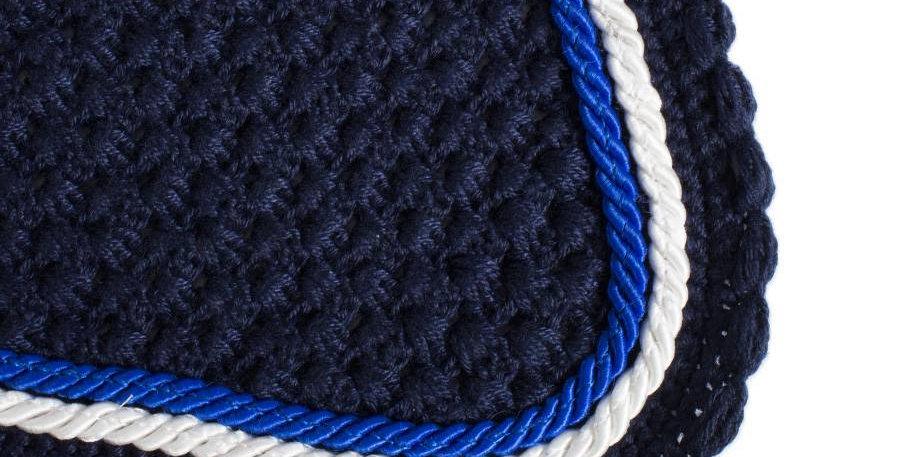 Bonnet - bleu marine/bleu marine-blanc/bleu royal