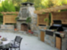 Hisey Company Patios concrete and outdoor elements