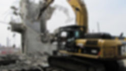 Demolition Contractor | Pflugerville Texas | The Hisey Company | 512-900-7948