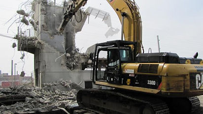Demolition Service | Central Texas | The Hisey Company