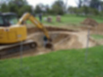 Excavation | Texas | Hisey Company