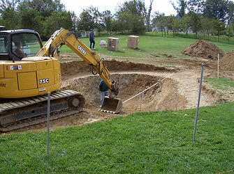 Excavation | Taylor Texas | Hisey Company | 512-900-7948
