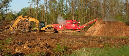 Hisey Company Land Clearing in Austin