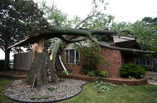 Hisey Company Storm Damage Image Matthew Hisey