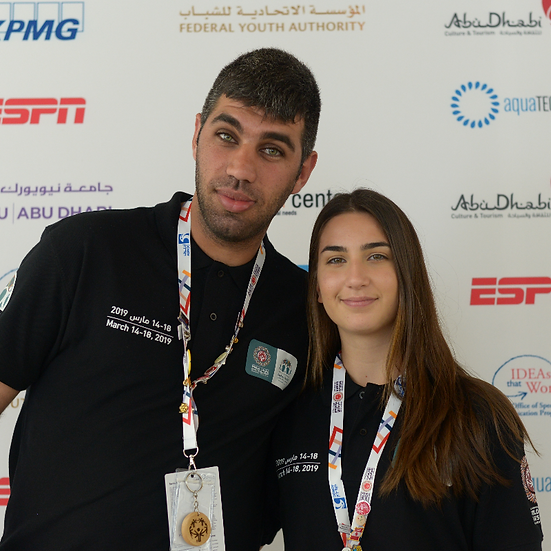 Introducing Unified Judo in Cyprus