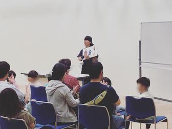 忍者教室から大人も学ぶこと