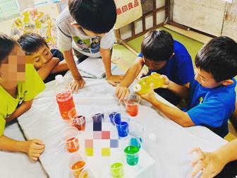 色彩心理と知育と令和時代の幼児教育と