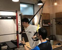 パーソナル_キックボクシング_堺筋本町