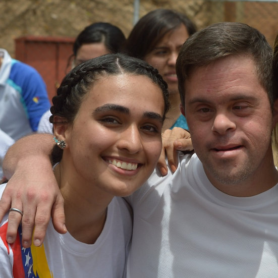 Day Camp for Inclusion in Venezuela