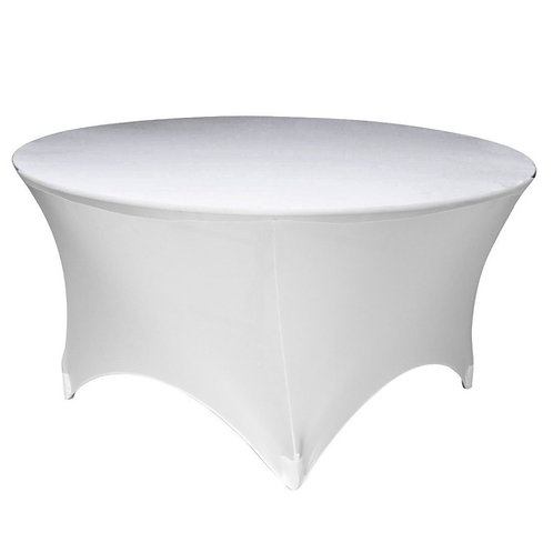Nappe buffet blanche