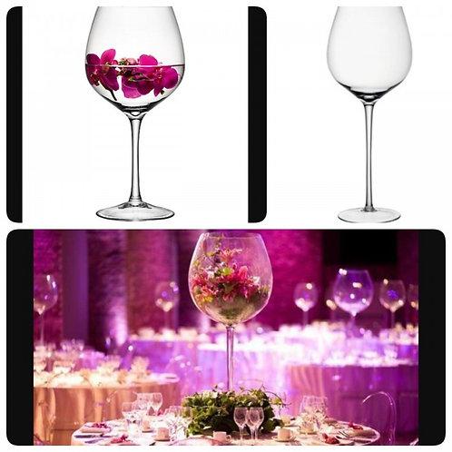 Vase win glass
