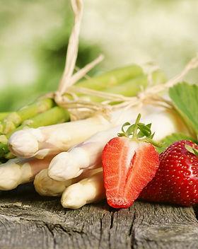 Erdbeeren, Spargel, Landseehof