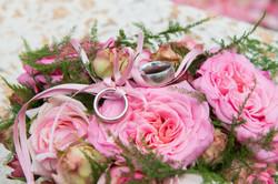 Brautstrauß Landseehof Blütenstolz