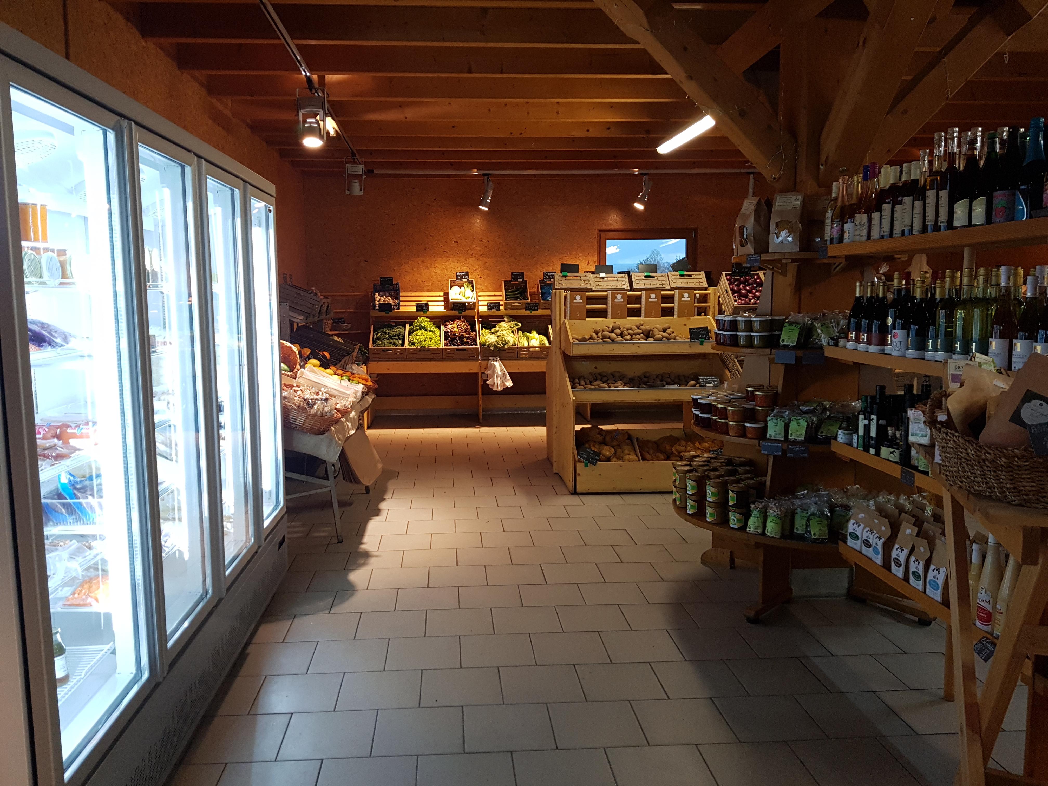 Hofladen im Landseehof