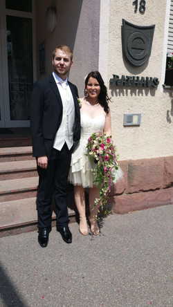 Hochzeitsschmuck Landseehof Blütens