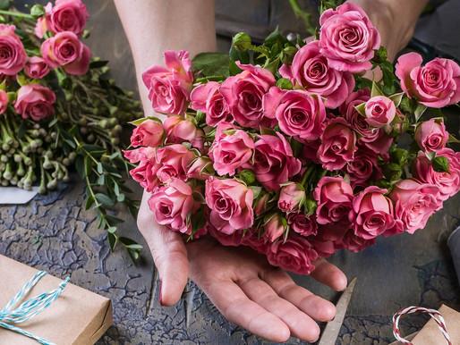 Eröffnung unseres neu gestalteten Blumenladens LANDBLÜTE