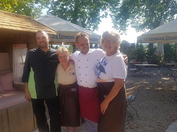 Team Hofcafé Gugelhupf, Landseehof