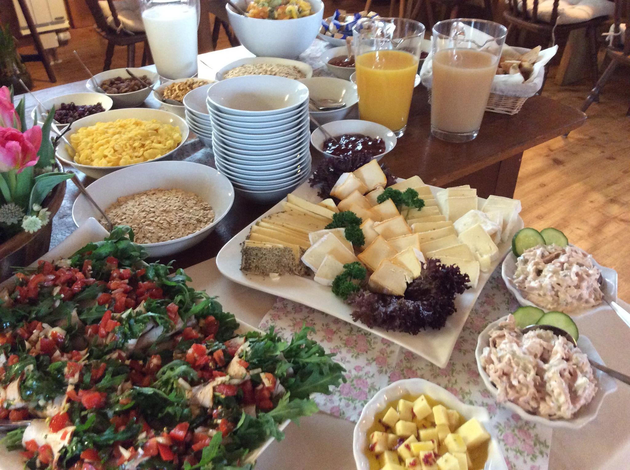Frühstück im Gugelhupf