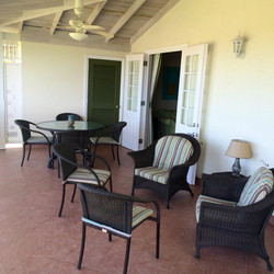 Veranda Seating